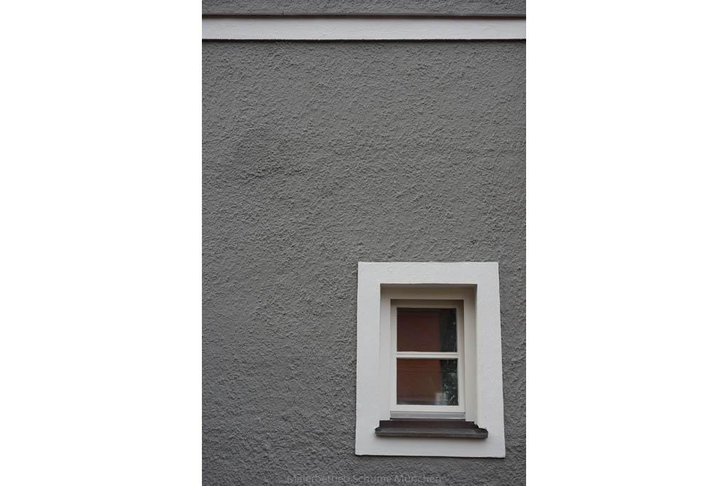 Fassaden Detail nach Renovierung vom Malermeister Schume