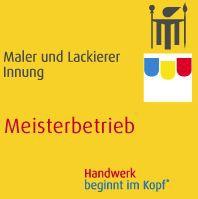 Malerbetrieb Schume Innungsfachbetrieb in München.