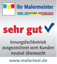 QIH Qualitätssiegel für Maler Schume in München