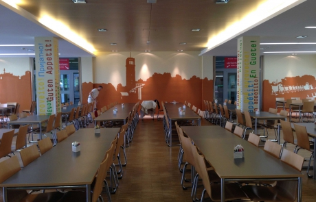 Malerbetrieb Schume Malerarbeiten Jugendherberge München