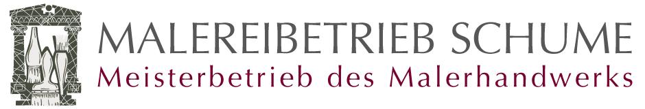 Malerbetrieb Schume Ihr Maler in München Logo